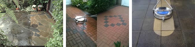 Driveway & Patio Cleaning
